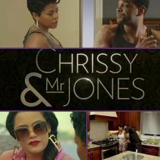 Chrissy & Mr. Jones