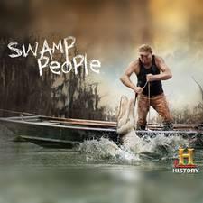 Swamp People on History